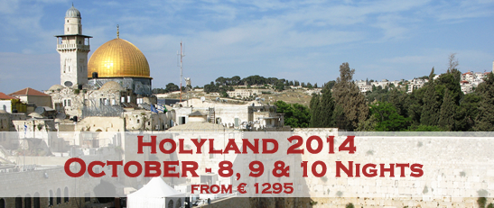 Holy Land in October