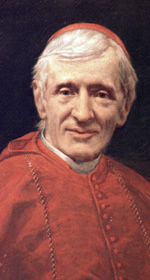 pilgrimages to Canonisation of Blessed John Henry Newman