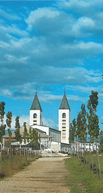 pilgrimages to Medjugorje
