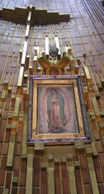 pilgrimages to Our Lady of Guadalupe