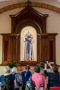 Padre Pio - Church of the Holy Family