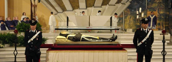 The Life Of Padre Pio Marian Pilgrimages